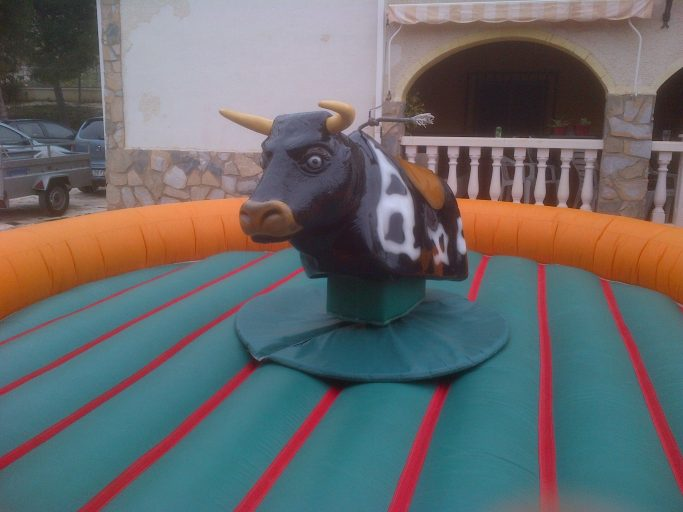 Alquiler Toro mecánico en Alicante y Murcia