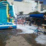 Alquiler Fiesta de la Espuma en ASPE