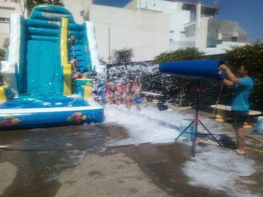 Alquiler Fiesta de la Espuma en ALICANTE