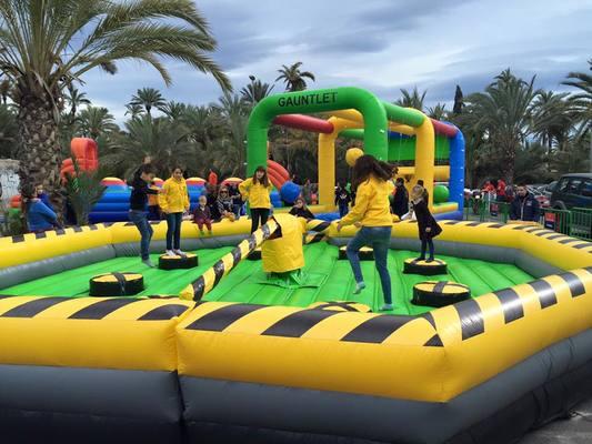 Alquiler barredora wipeout para adultos en Alicante