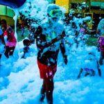 Alquiler Fiesta de la Espuma en PILAR DE LA HORADADA