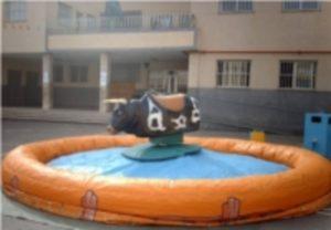 Alquiler Toro Mecánico en BALSARES