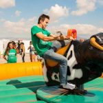 Alquiler Toro Mecánico en VILLENA