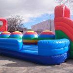 Hinchables Wipeout & Humor Amarillo en LA ALCORAYA