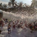 Alquiler Fiesta de la Espuma en HONDON DE LOS FRAILES