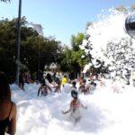 Alquiler Fiesta de la Espuma en ALCOY/ALCOI