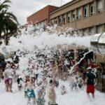 Alquiler Fiesta de la Espuma en ELCHE ELX