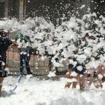 Alquiler Fiesta de la Espuma en SALINAS