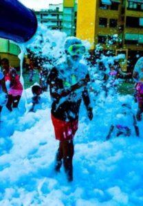 Lee más sobre el artículo Alquiler Fiesta de la Espuma en BENIFALLIM